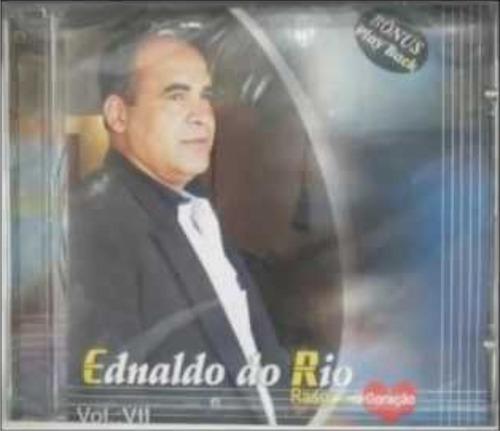 cd edinaldo do rio - rasgue o coração / bônus playback