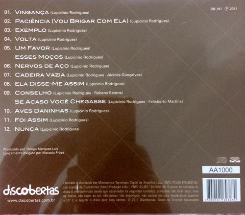 cd edith veiga (canta lupicínio rodrigues) hbs