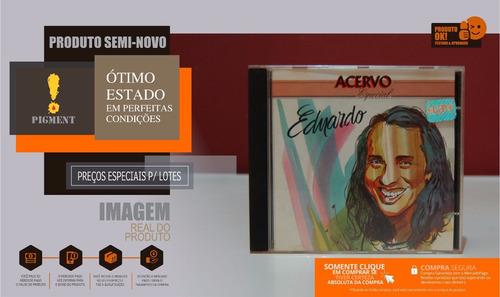 cd ednardo - acervo