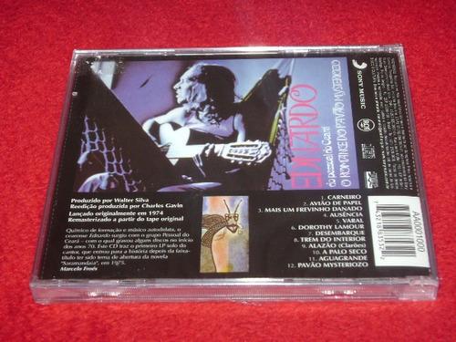 cd ednardo  o romance do pavão mysteriozo - 1974 ( lacrado )