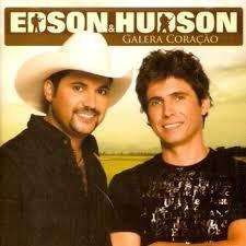 cd edson e hudson** galera coração