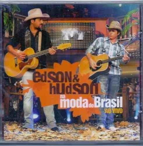 cd edson e hudson - na moda do brasil