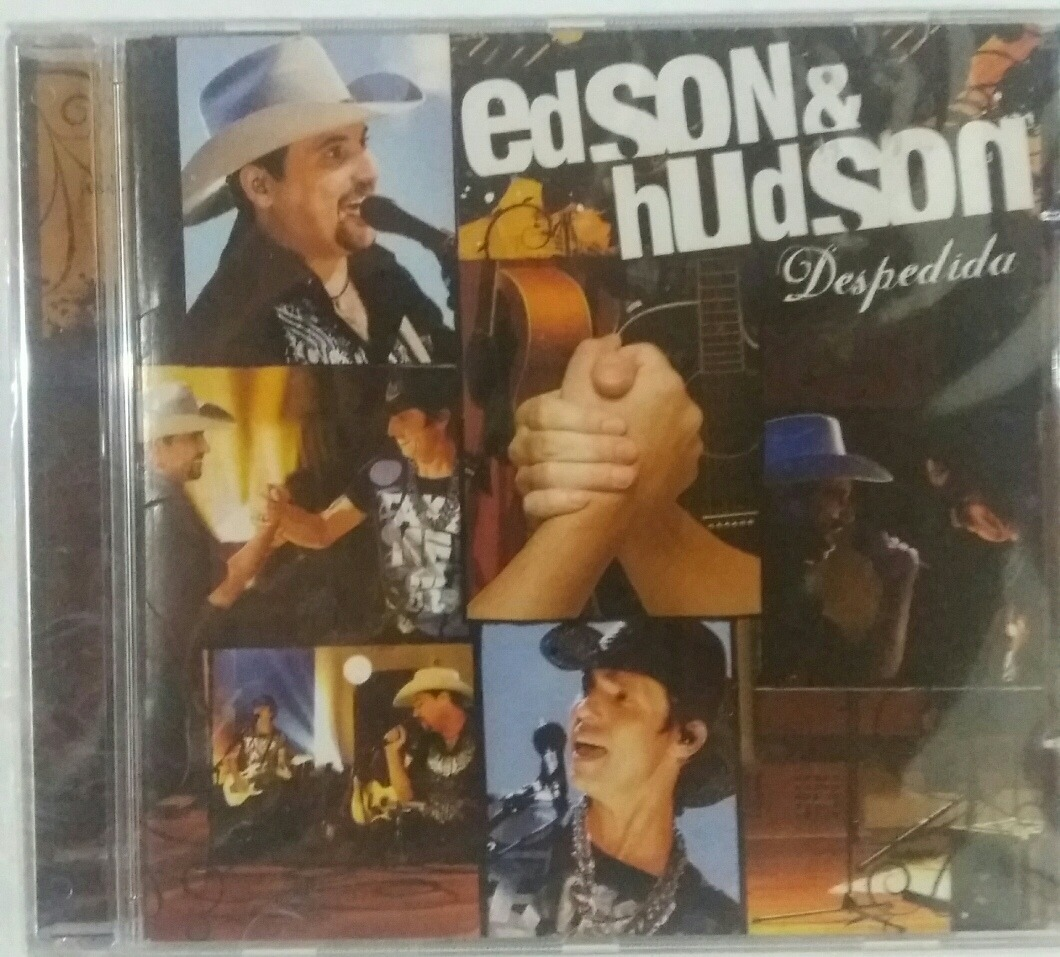 cd edson e hudson despedida 2009