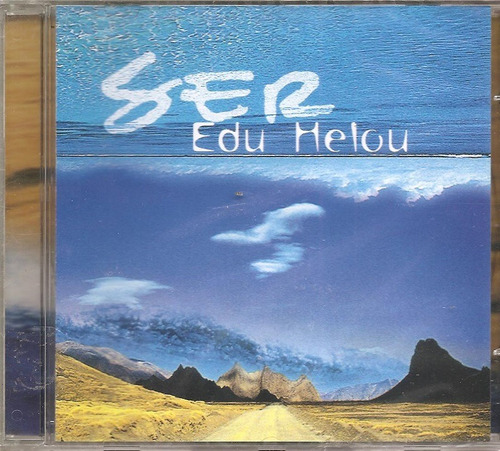 cd edu helou - ser ( new age ambient music pianista) -novo