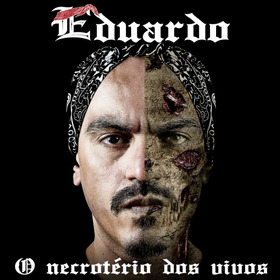 Cd Eduardo - O Necroterio Dos Vivos (cd Duplo) Lacrado