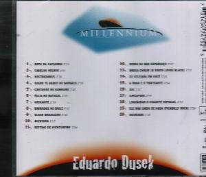 cd-eduardo dusek-millennium-em otimo estado