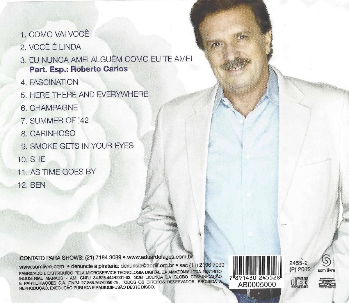 cd de eduardo lages romances