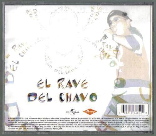 cd el rave del chavo del ocho tema original del programa