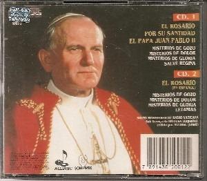 cd el rosario por su santidad el papa joao paulo ii(2) duplo