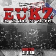 cd el ultimo ke zierre - directo al tiro (2012)