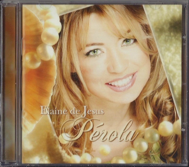 cd completo gratis elaine de jesus perola