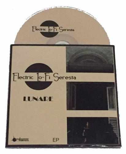 cd - electric lo-fi seresta - lunare