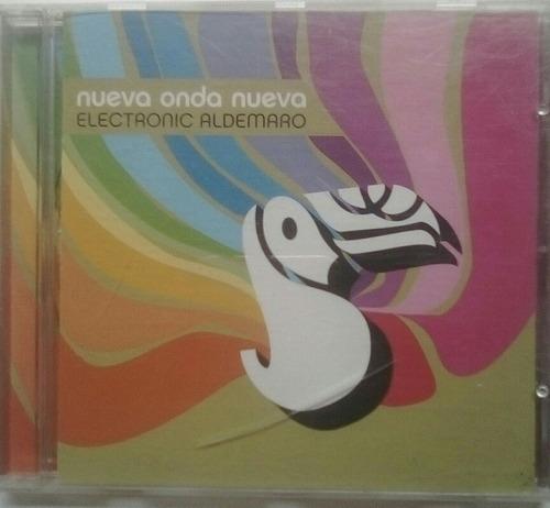 cd electronic aldemaro romero remixes 2007