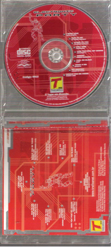 cd electronic party
