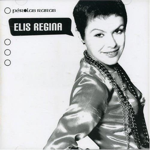 cd elis regina: pérolas raras (gravações alternativas/raras)