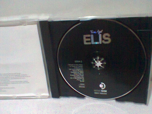 cd elis regina  @  trem azul    vol.2