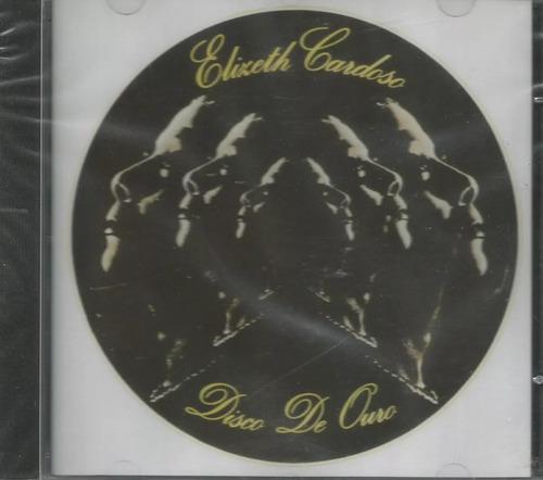 cd - elizeth cardoso - disco de ouro