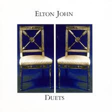 cd elton john - duets