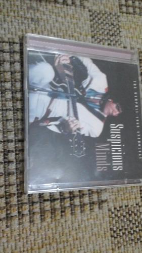 cd-elvis presley-suspicious mind-duplo-importado