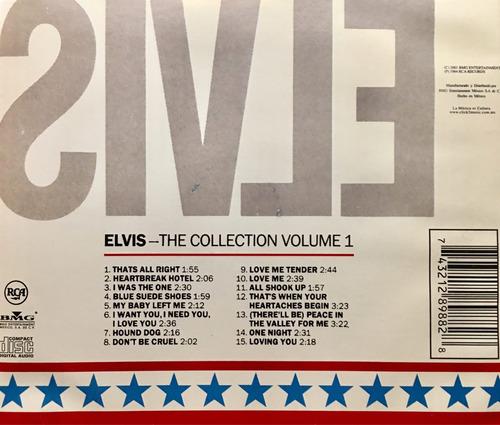 cd elvis presley the collection vol 1