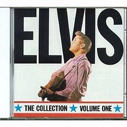 cd elvis presley - the collection vol 1 (novo-lacrado)