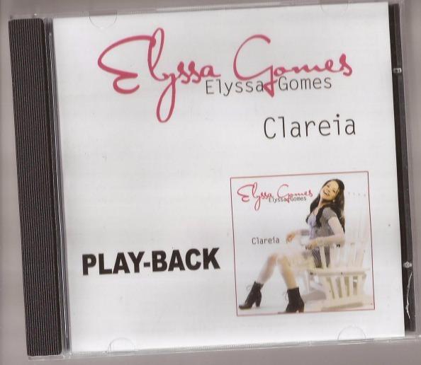 cd elyssa gomes clareia playback