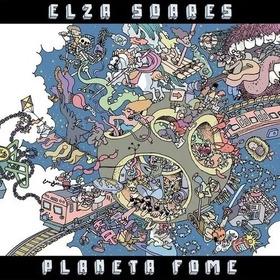 Cd Elza Soares Planete Fome (2019)