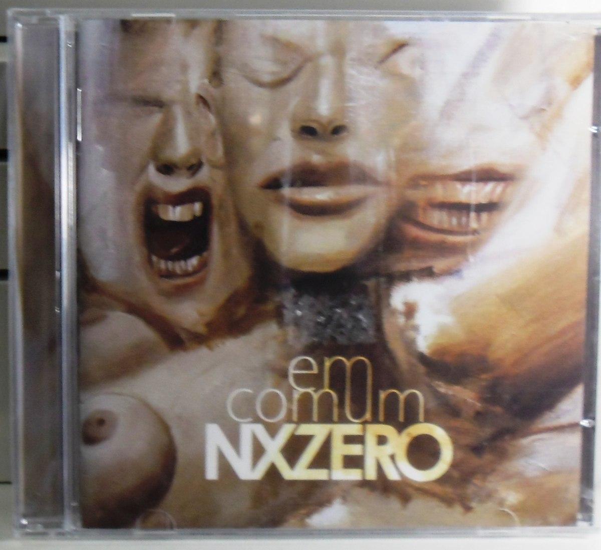 o novo cd do nx zero em comum