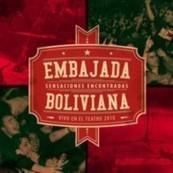cd embajada boliviana - sensaciones encontradas (2012)