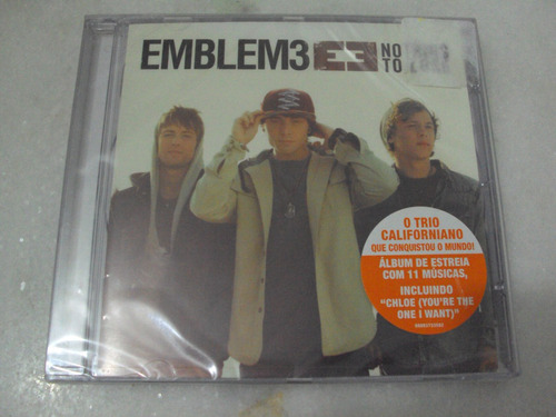 cd emblem3 nothing to lose 2013 ( lacrado)