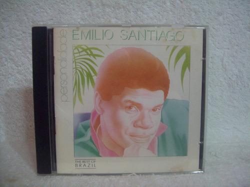 cd emílio santiago- personalidade