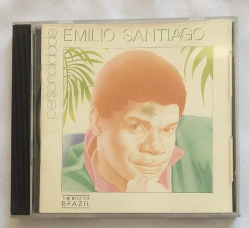 cd emílio santiago (personalidade) hbs