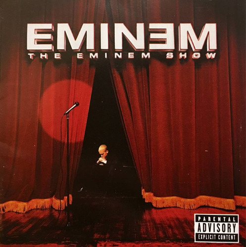 cd eminem the eminem show