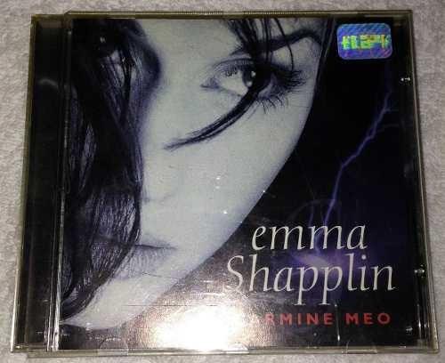 cd  emma shapplin  /  carmine meo  - b305
