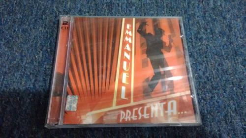 cd emmanuel presenta en formato cd,checalo