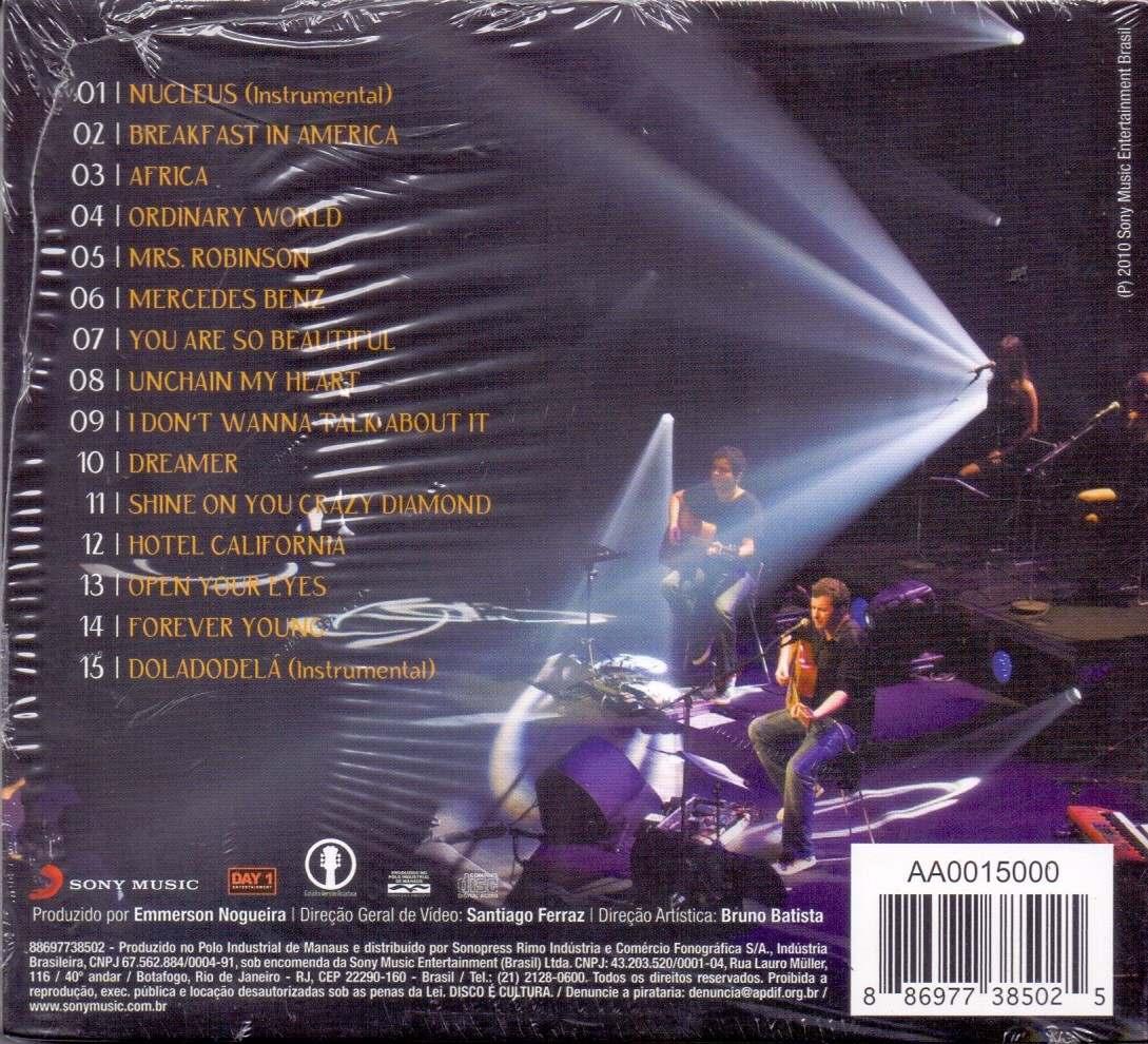 cd emmerson nogueira ao vivo 2010