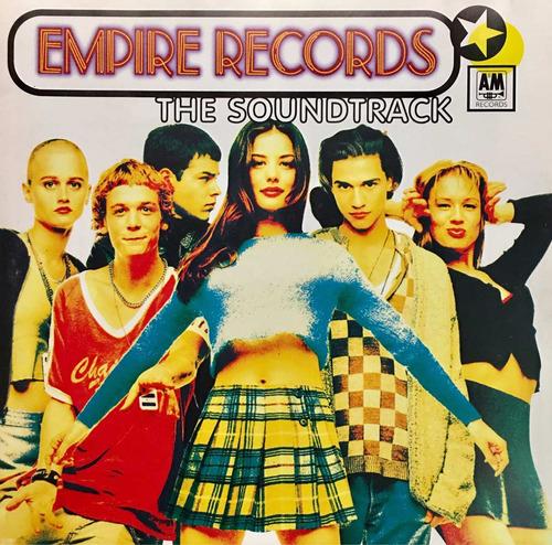 cd empire records the soundtrack importado de eua