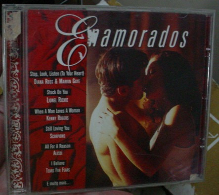 cd enamorados scorpions lionel ritchie tears for fears b299