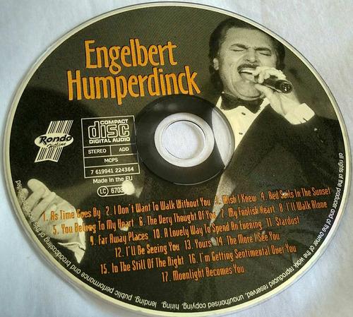 cd engelbert humperdinck (in the still of the night)