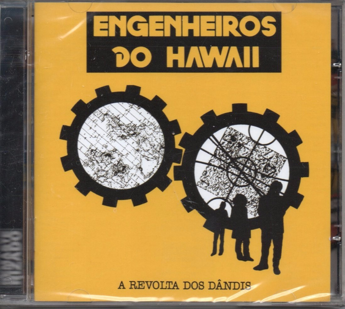 cd engenheiros do hawaii a revolta dos dandis