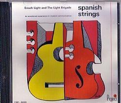 cd enoch light & the brigade - spanish strings (usado/otimo)