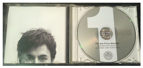 cd - enrique iglesias - 95/08 - (cd1) - 2008 - original