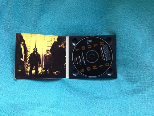 cd ep sonic youth 100% digipack importado ed. 1992 pouco uso