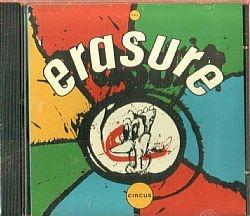 cd erasure - circus (usado/otimo)