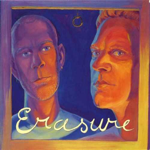 cd erasure - erasure 1995 - importado u.s.a