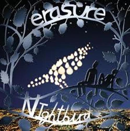 cd erasure nightbird lacrado raro dance funk eletrônico pop