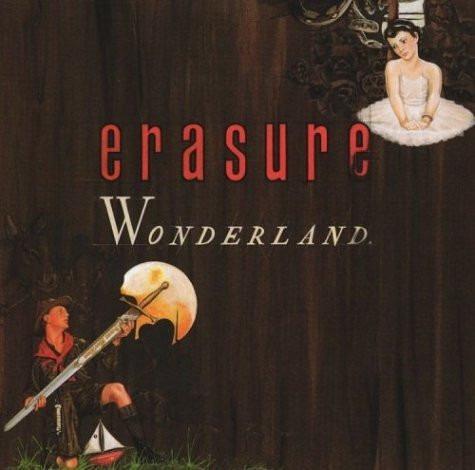 cd erasure - wonderland