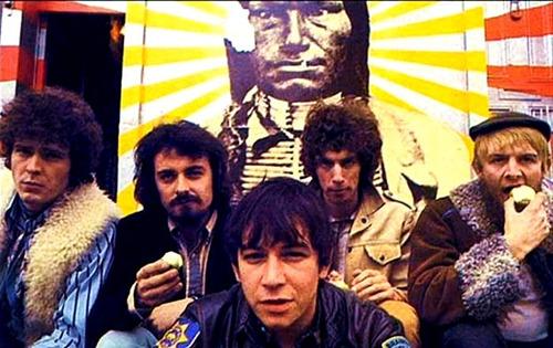cd eric burdon & animals ¿ love is (1968) com andy summers