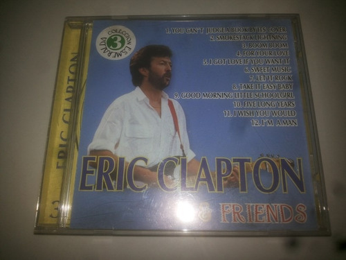 cd eric clapton and friends