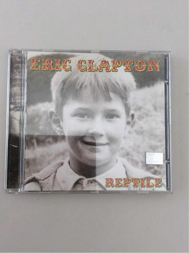 cd eric clapton - reptile